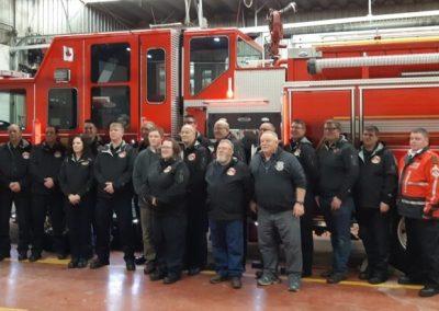 Taylor Fire Rescue Recruitment